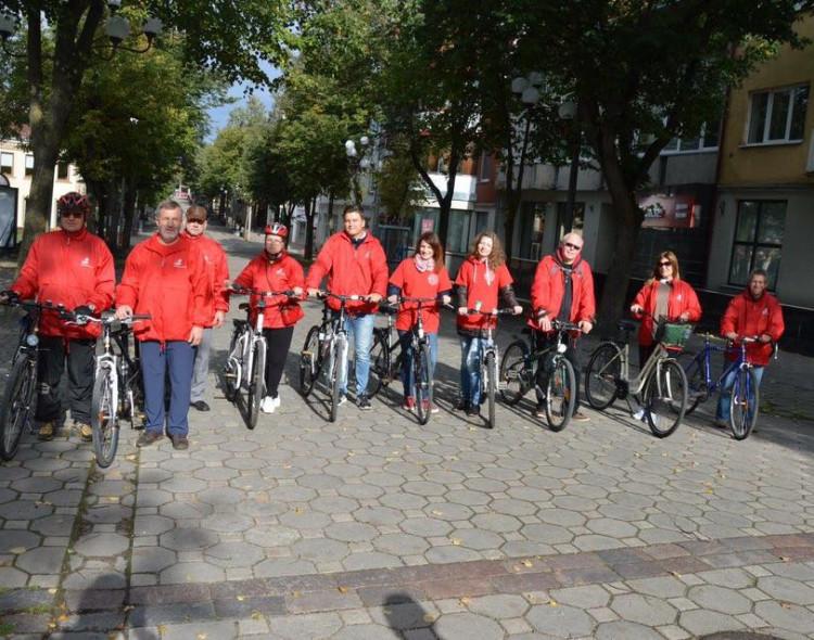 """Socialdemokratai – pilietinėje akcijoje """"Laisvė dviračiams"""""""