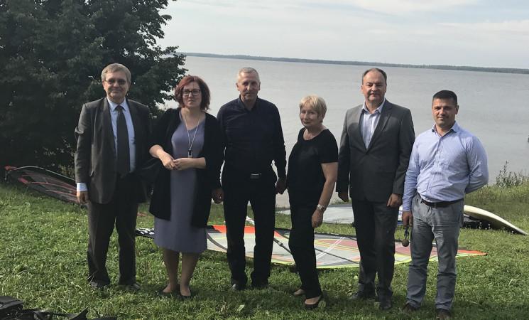 Socialdemokratai siekia keisti Rėkyvos ežero pakrantę