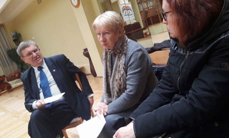 Socialdemokratų frakcija susitiko su ikimokyklinių įstaigų direktorėmis