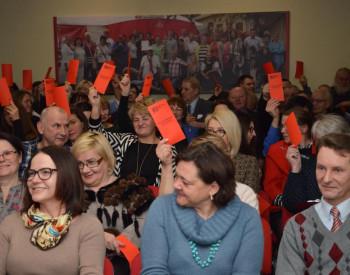 LSDP Šiaulių m. skyriaus konferencija