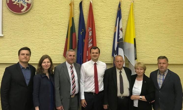 Įvyko LSDP Panevėžio ir Šiaulių apskričių pasitarimas