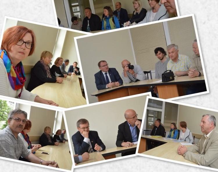 Socialdemokratų frakcijai rūpi Jaunųjų technikų centro ateitis