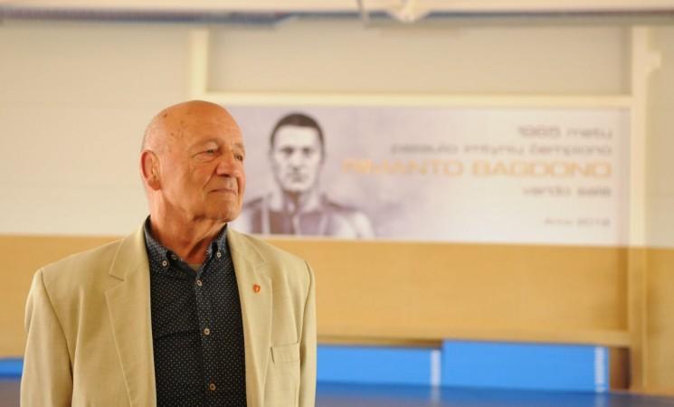Socialdemokratai Šiaulių miesto garbės piliečio vardą siūlo suteikti Rimantui Bagdonui