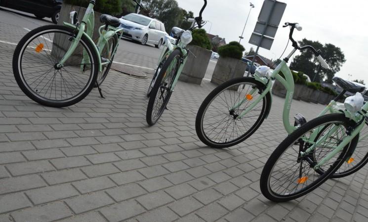 """Pilietinė akcija """"Laisvė dviračiui"""""""