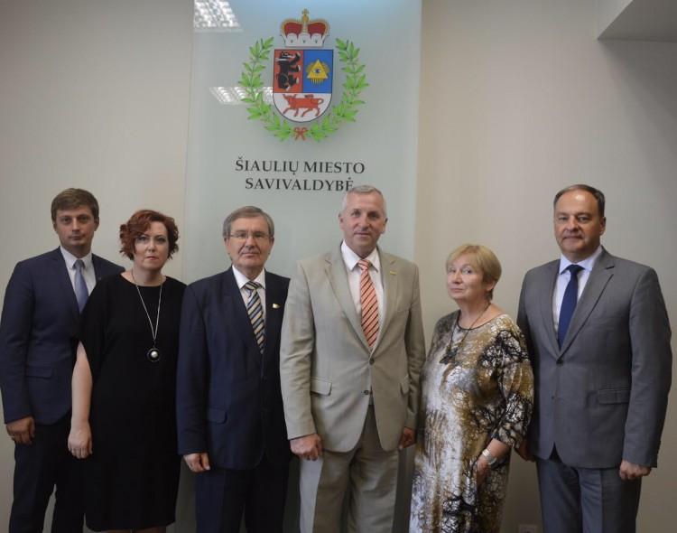 Socialdemokratų frakcija kreipėsi į Šiaulių miesto savivaldybės administracijos direktorių