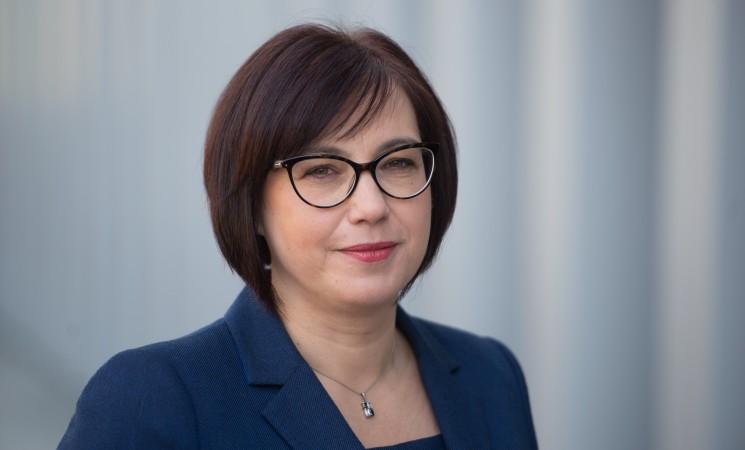 Socialdemokratė į Seimą prabilo gestais