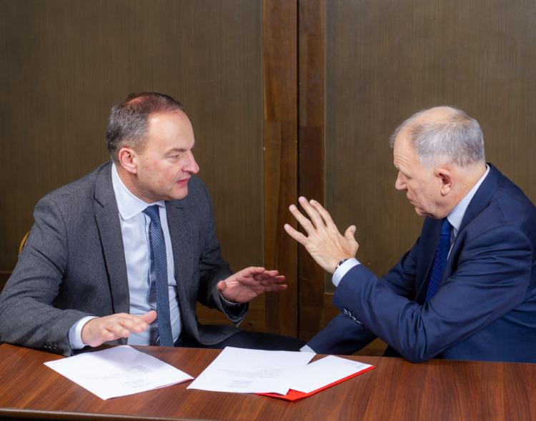 """V. Andriukaitis: """"Šiauliams reikia socialdemokratijos ir gero mero"""""""