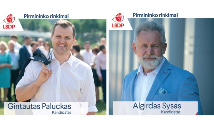 Skyriuje – tiesioginiai partijos pirmininko rinkimai