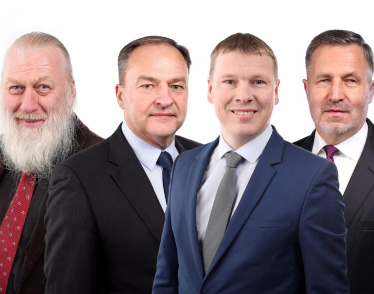 Skyriaus konferencija pasiūlė kandidatus į LR Seimą