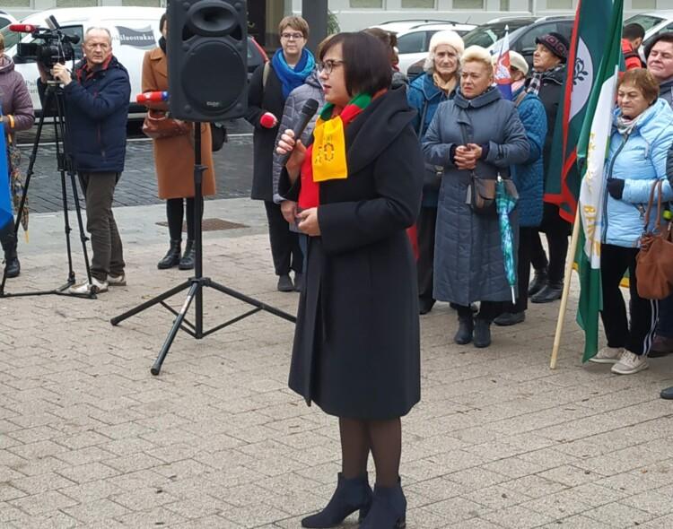 Seime statomos užtvaros V. Matijošaičio užmojams  - dėl prijungimo siūloma apklausti visą Kauno rajoną
