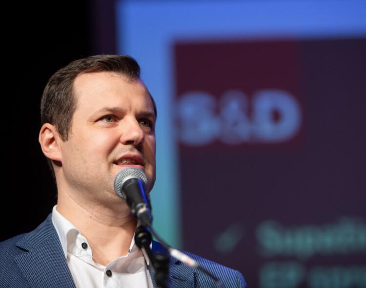 G. Paluckas: vakcinų dalybose reikia nutraukti diskriminaciją