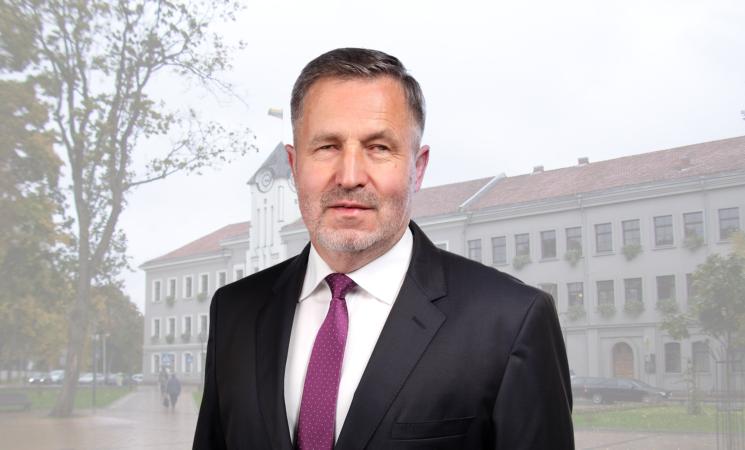 Tarybos nario E. Žakario ataskaita