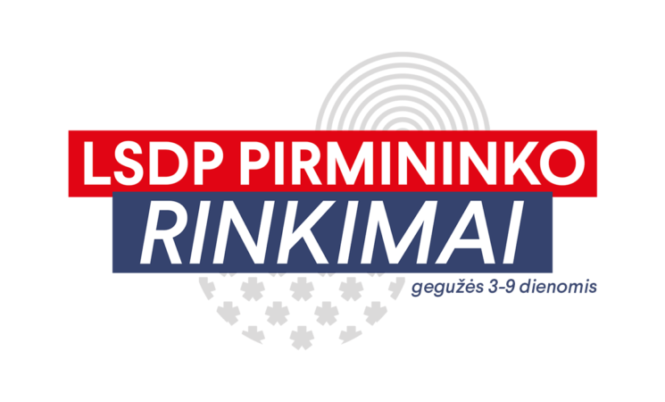LSDP pirmininko rinkimai